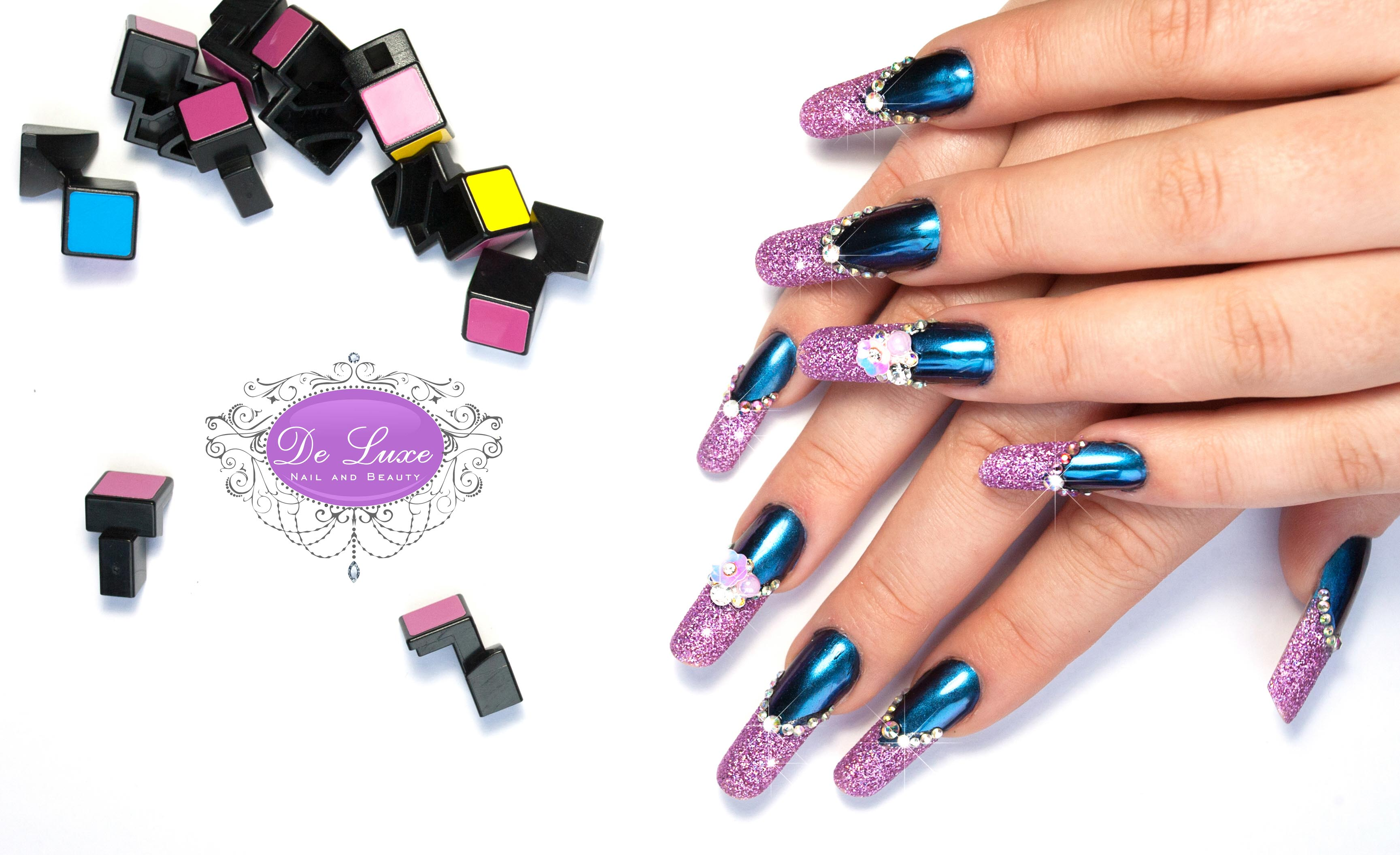 de luxe nail & beauty
