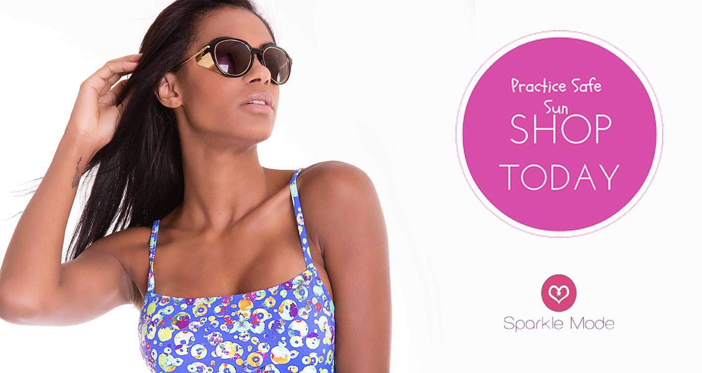 bikini sunglasses