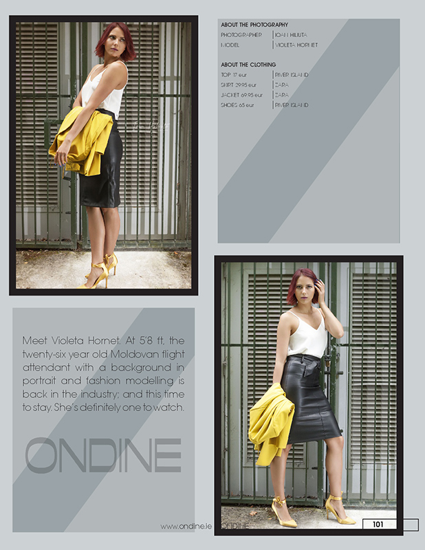 ondine magazine